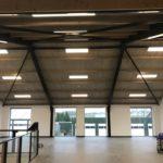 electra en verlichting garage